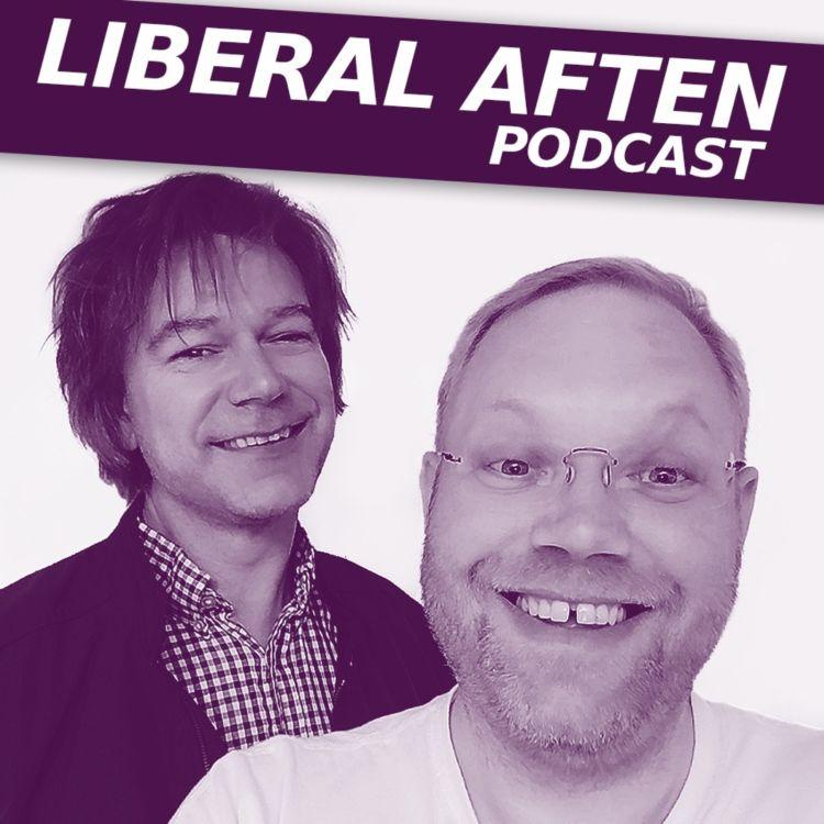 cover art for #10 Skal liberalister følge lover man er i mot?