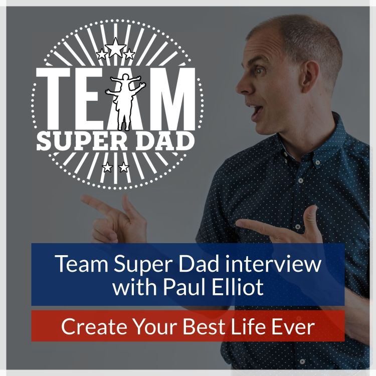 cover art for Paul Elliot #5 - fasting, pitching to win, coaching billionaires and a Dad