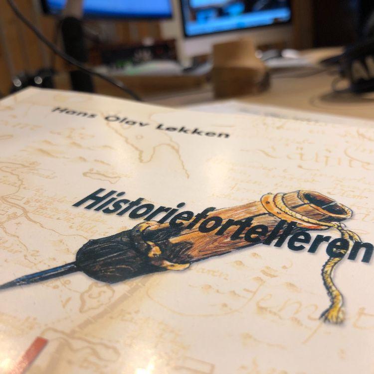 cover art for Historiefortelleren - Episode 1