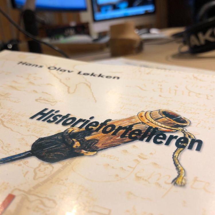 cover art for Historiefortelleren - Episode 4
