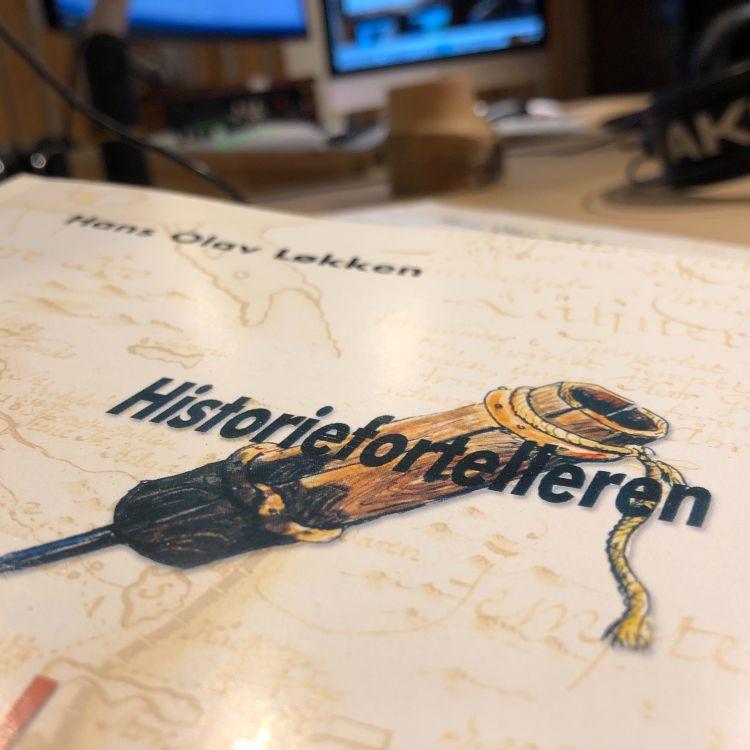 cover art for Historiefortelleren - Episode 8