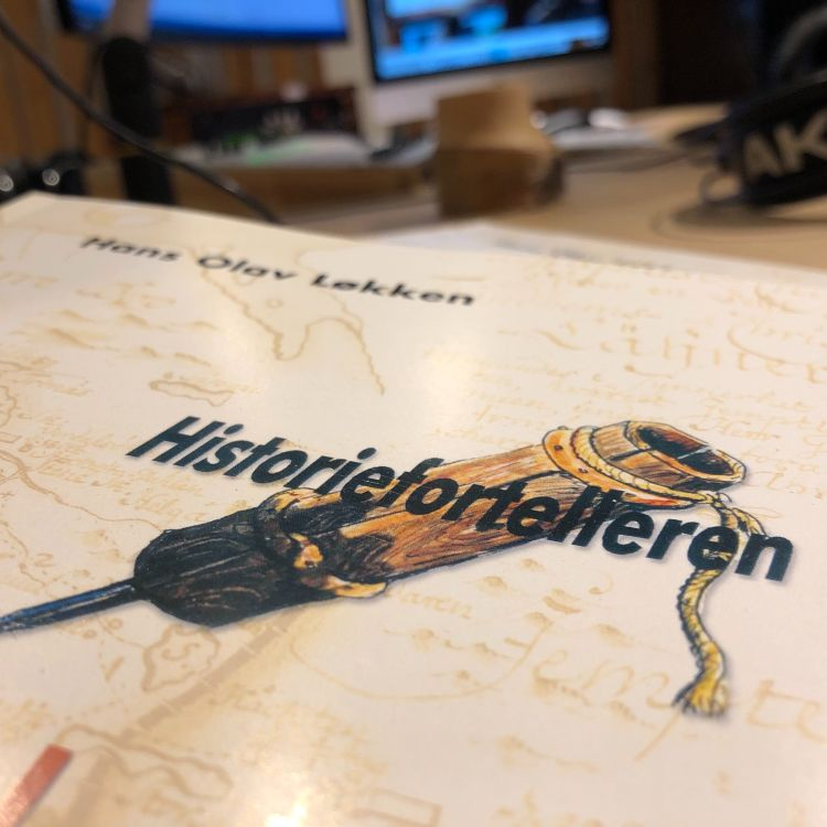 cover art for Historiefortelleren - Episode 9