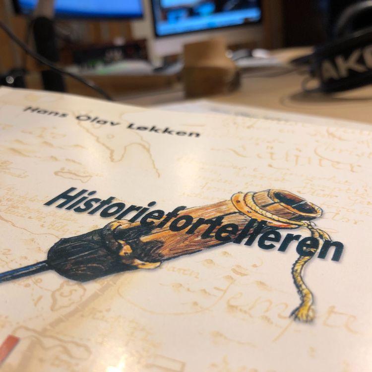 cover art for Historiefortelleren - Episode 13
