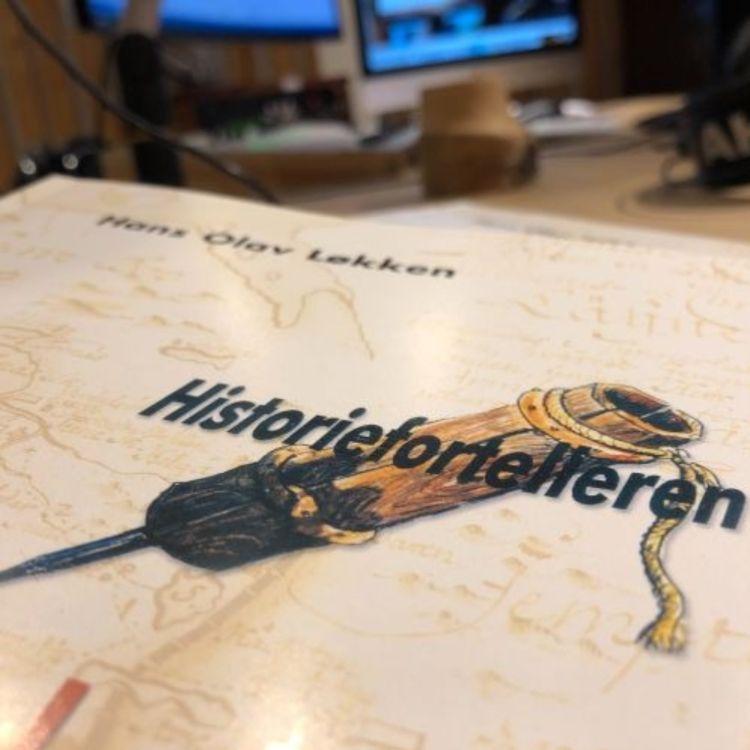 cover art for Historiefortelleren - Episode 45