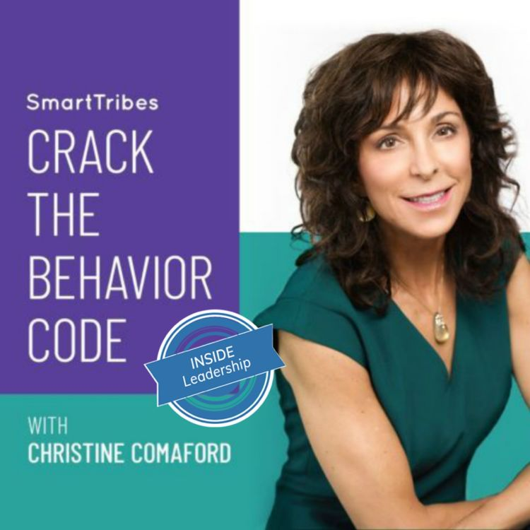 cover art for Special Episode: Inside Leadership with Guest Christine Crandell
