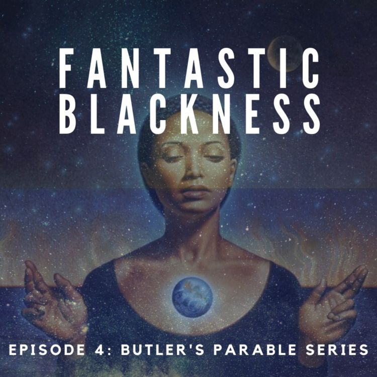 cover art for Butler's Parable Series