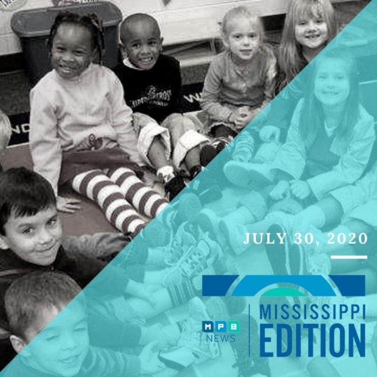cover art for 7/30/20 - School Restart Concerns | Center for Medically Fragile Children | Book Club: The River