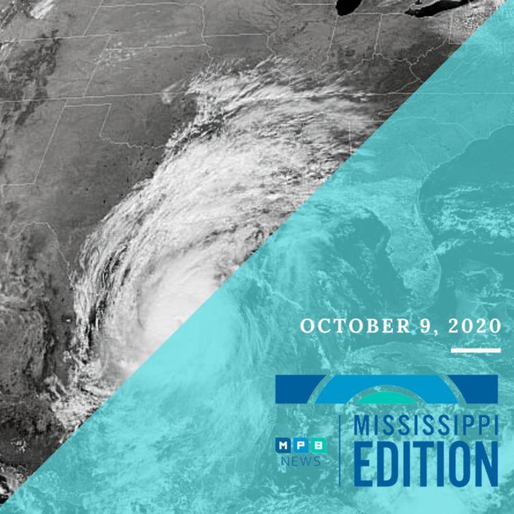 cover art for 10/9/20 - Hurricane Delta | MEMA Preparedness | Legislative Education Chairs