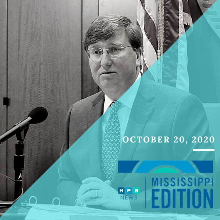 cover art for 10/20/20 - New County Mask Mandates | MS Connects Devices go to Schools | Severe Weather Prep Week