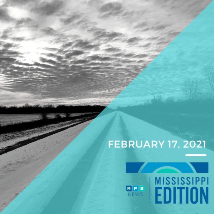 cover art for 2/17/21 - More Winter Precipitation Ahead   Hazardous Roadways   Conserving Energy