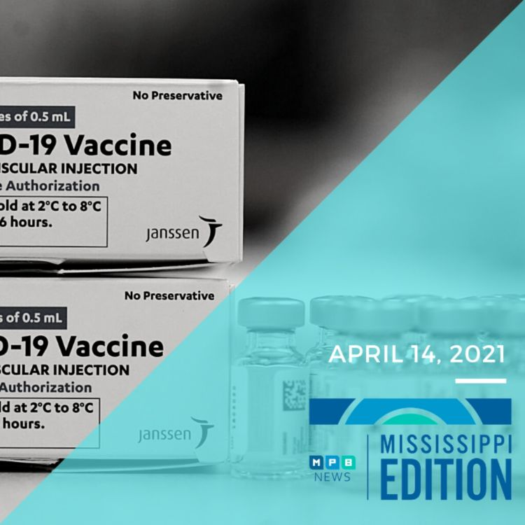 cover art for 4/14/21 - J&J Vaccine Pause   Your Vote, Your Voice: Part Three   Supreme Court Hears Initiative 65 Case