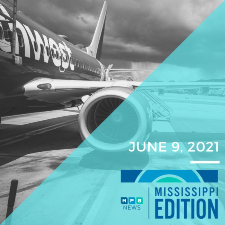 cover art for 6/9/2021 - State of the State   Gun Violence   Southwest Airlines