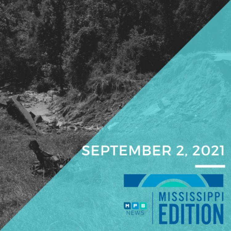 cover art for 9/2/2021 - Ida | COVID-19 | Infrastructure | Writer Ian Rosenberg