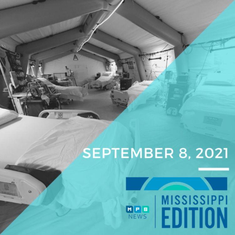 cover art for 9/8/2021 - Rep. Michael Guest   Monoclonal Antibodies   Labor Shortage