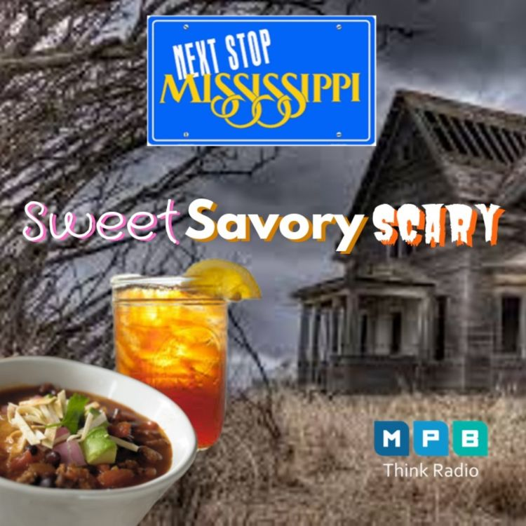 cover art for Next Stop MS: Sweet, Savory and Scary!