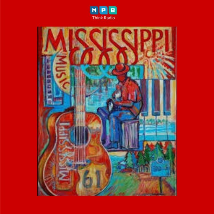 cover art for Next Stop MS | Mississippi Music & Magic