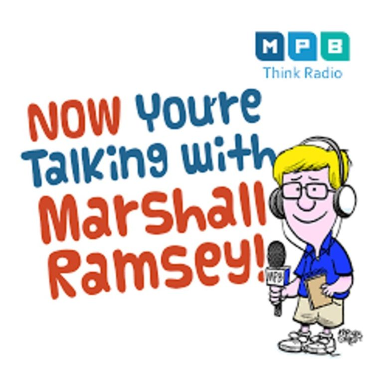 cover art for Now You're Talking w/ Marshall Ramsey | Rickey Cole