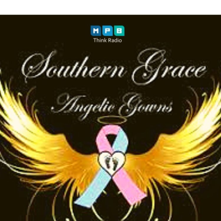 cover art for Now You're Talking w/ Marshall Ramsey | Angela Westbrook- Southern Grace Angelic Gowns