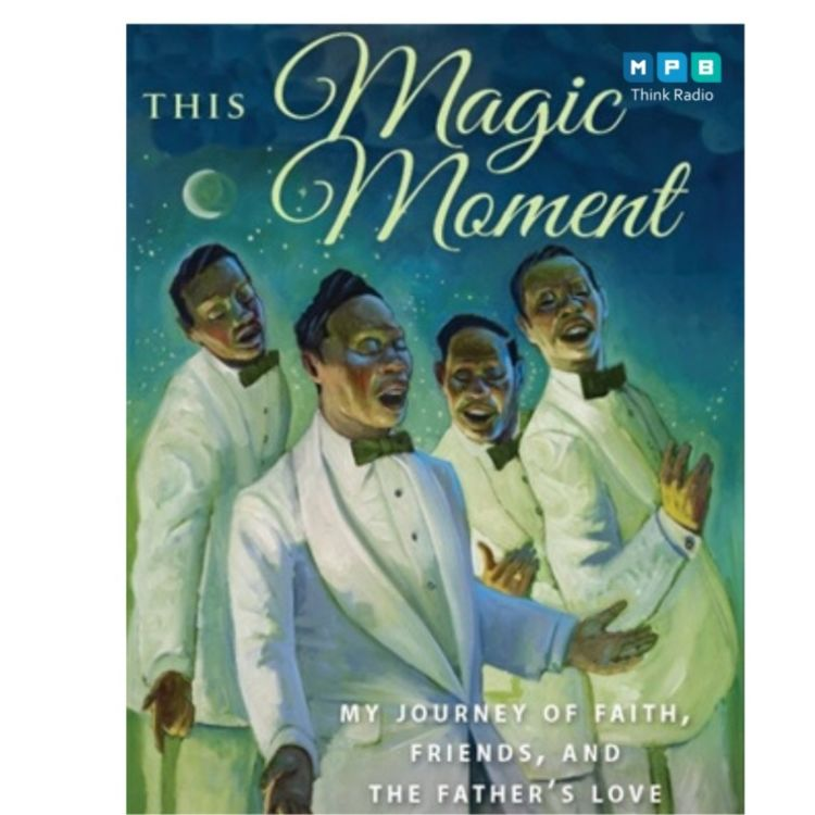 "cover art for Now You're Talking w/ Marshall Ramsey| ""This Magic Moment"" with William Morris"