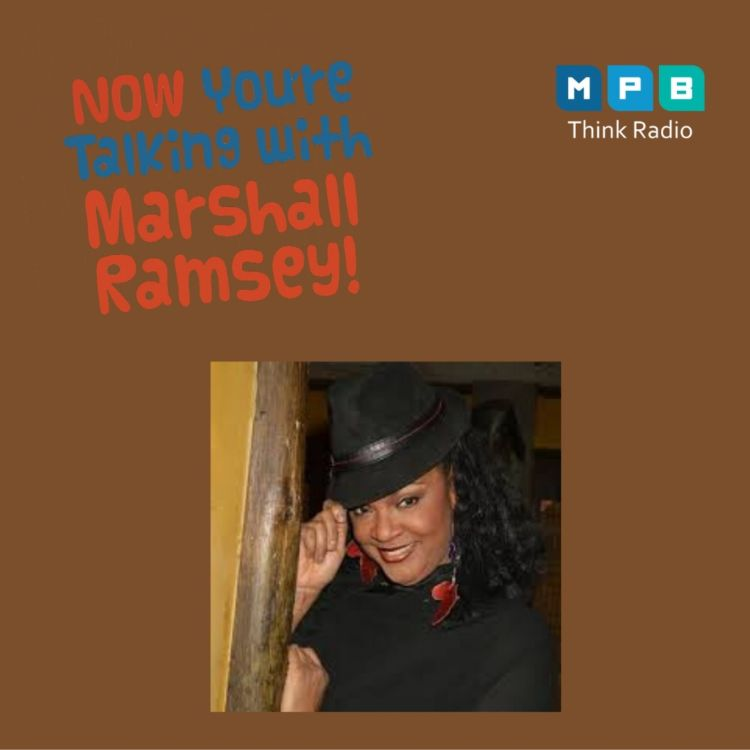 cover art for Now You're Talking w/ Marshall Ramsey | Toni Seawright, A COVID 19 Survivor's Story,