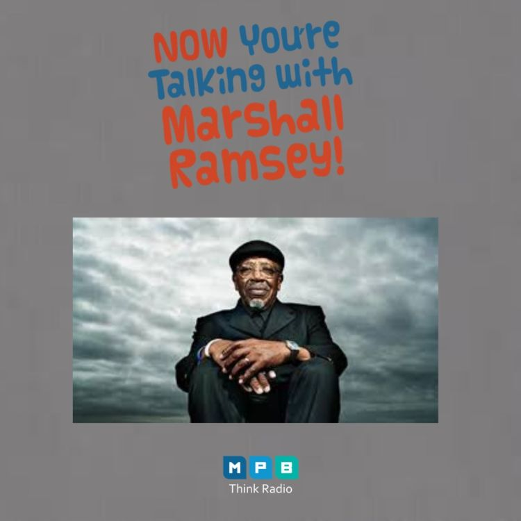 cover art for Now You're Talking w/ Marshall Ramsey | Dr. John Perkins