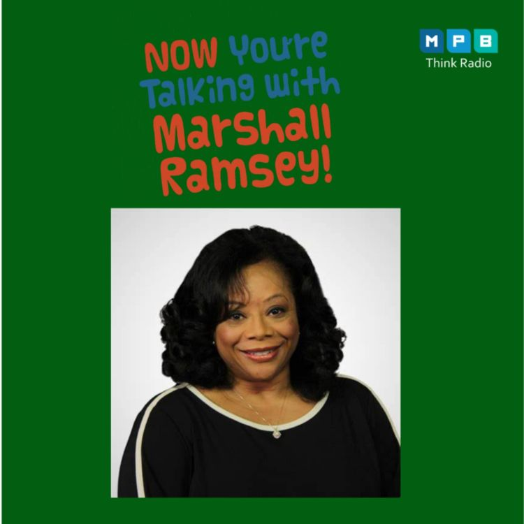 cover art for Now You're Talking W/ Marshall Ramsey | Maggie Wade Dixon; Behind the Camera