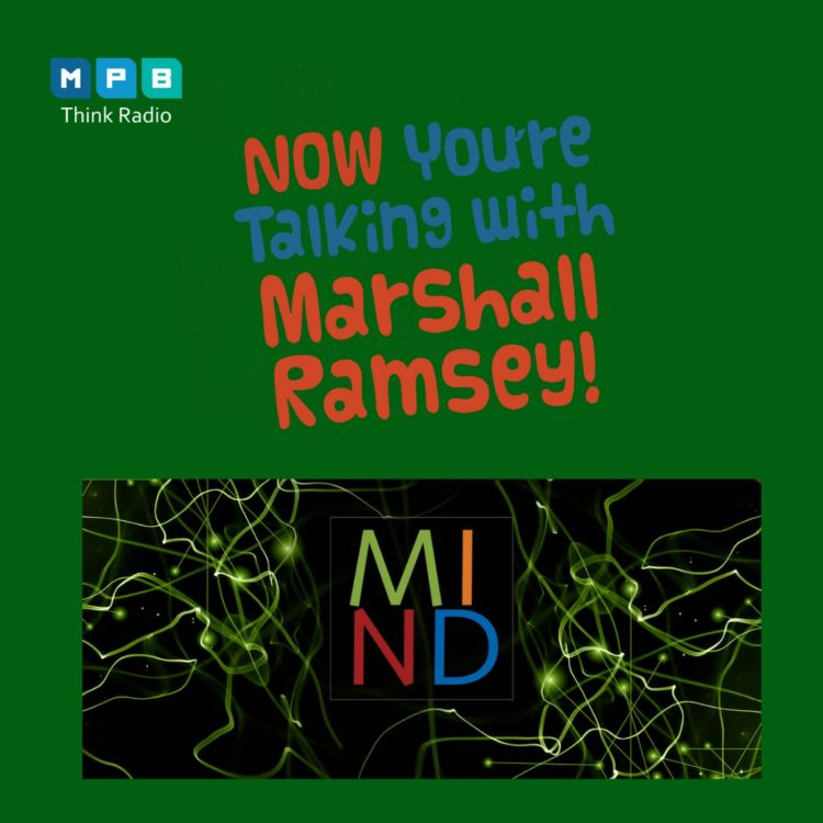 cover art for Now You're Talking W/ Marshall Ramsey | The MIND Center