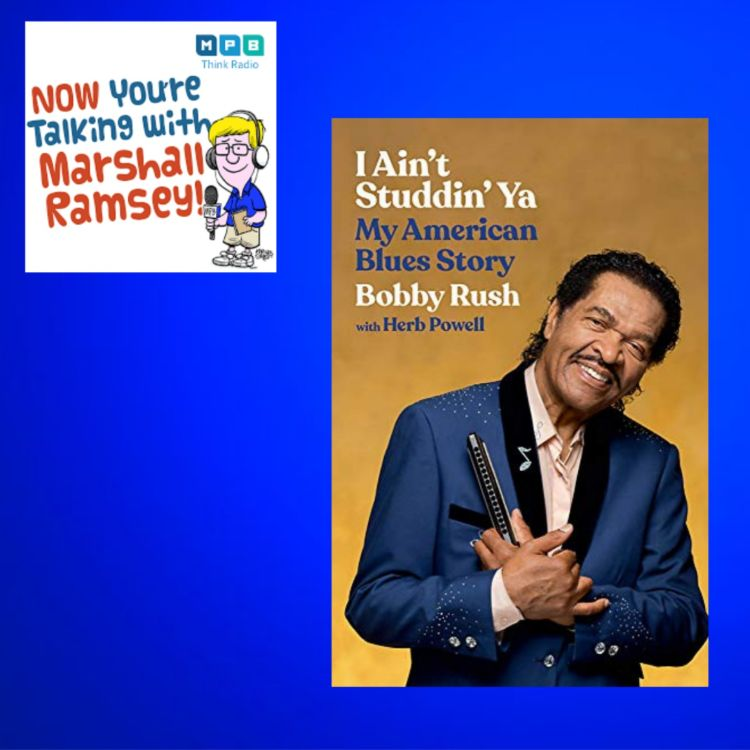 """cover art for Now You're Talking w/ Marshall Ramsey