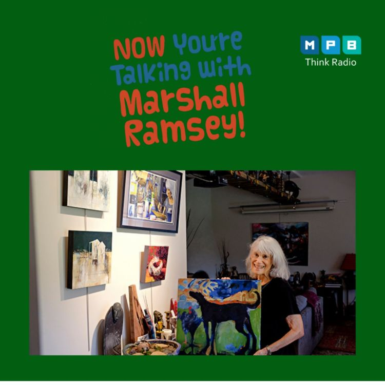 cover art for Now You're Talking w/ Marshall Ramsey | Lesley Silver; A Gem in Vicksburg