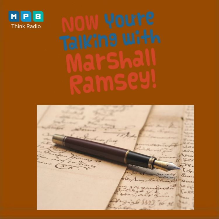 cover art for Now You're Talking w/ Marshall Ramsey: MS Authors; Cushman, Morris and Wells