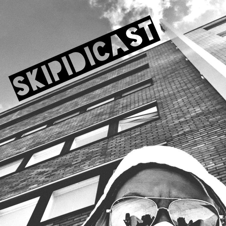 cover art for Skipidicast 9: Vinkkejä Lentopelkoisille