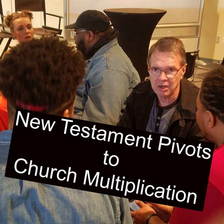 cover art for New Testament Pivots to Multiplication
