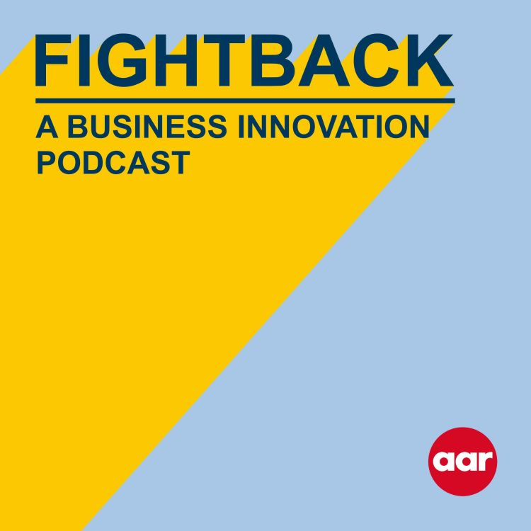 cover art for Vodafone's Fight featuring Pamela Brown, CMO of Smart Tech