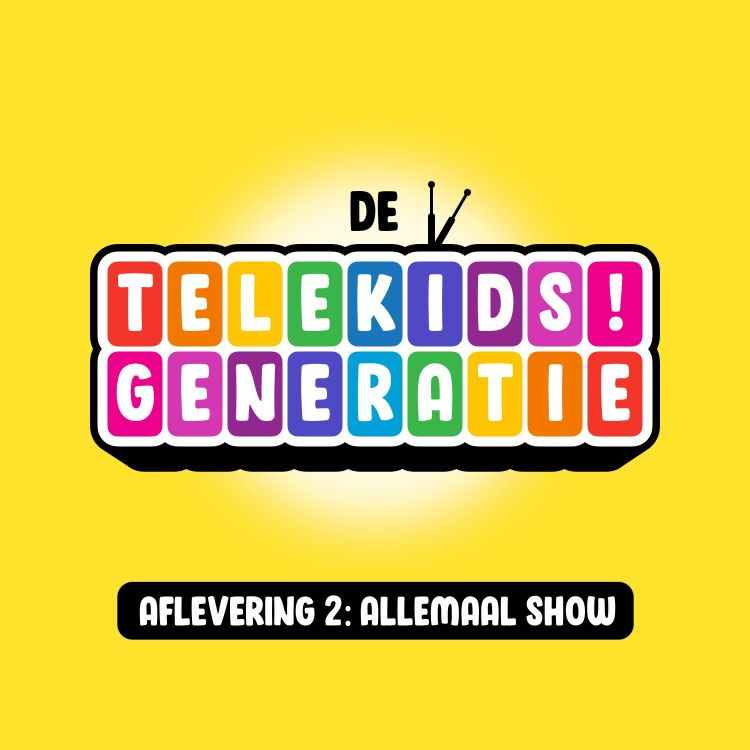 cover art for Aflevering 2: Allemaal Show