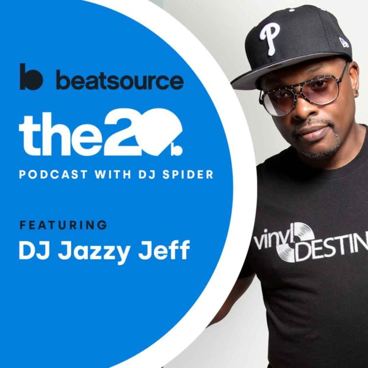 cover art for DJ Jazzy Jeff: live streaming revolution, PLAYLIST Retreat