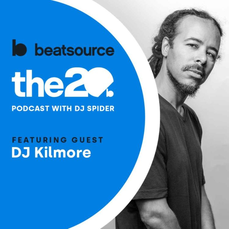 cover art for DJ Kilmore: being in Incubus, turntablism roots