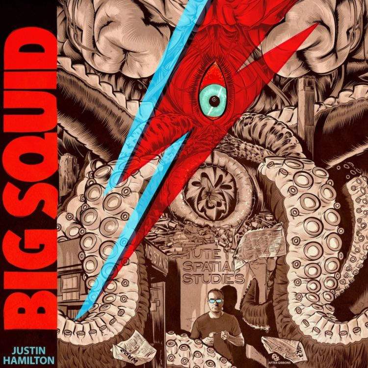 cover art for Big Squid Season 2:  Blackstar Teaser