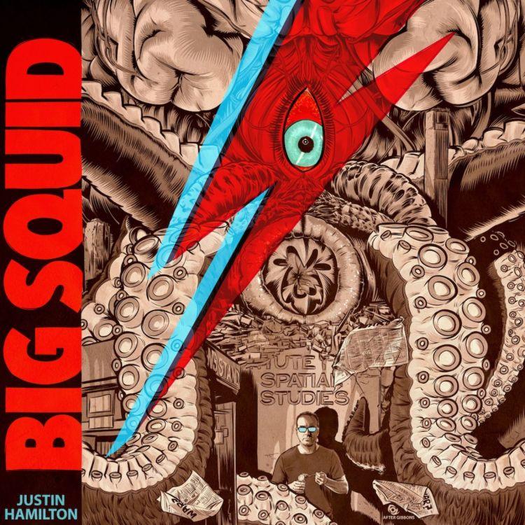 cover art for Big Squid Season 2 Lazarus