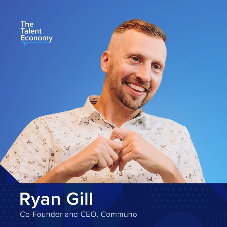 cover art for Ryan Gill On How Brands Can Land The Best Creative Talent