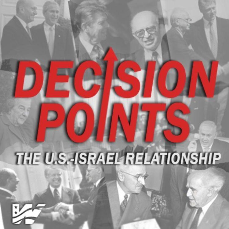 cover art for Begin, Sadat and Carter: Camp David Breakthrough