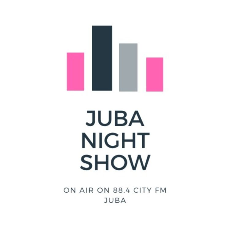 cover art for Juba Night Show 13-12-2019