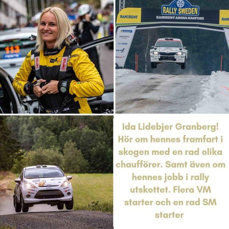 cover art for #28 Ida Lidebjer Granberg