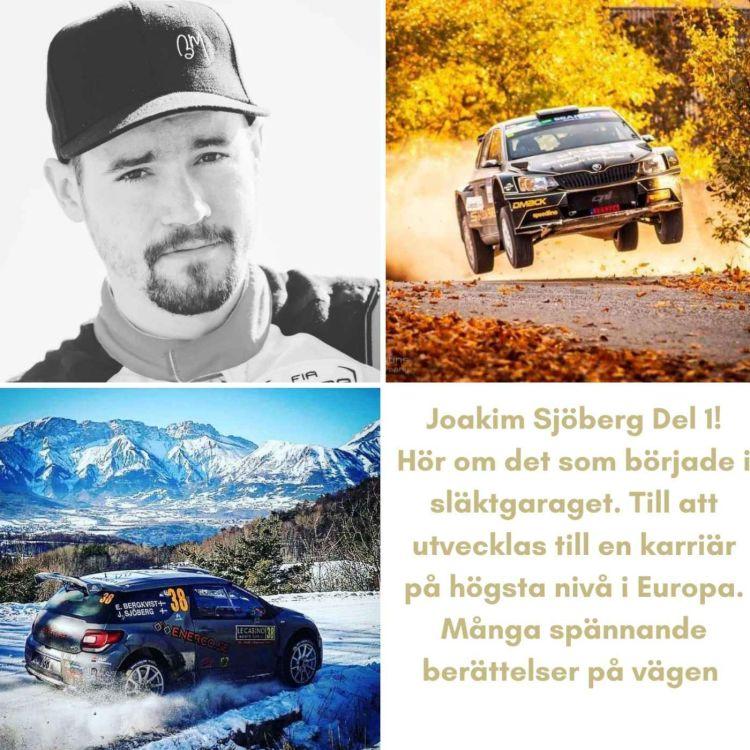 cover art for #32 Joakim Sjöberg Del 1
