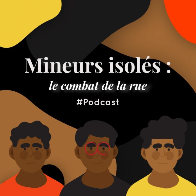 cover art for Mineurs isolés : le combat de la rue