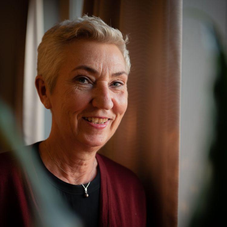 cover art for Episode 9: Peggy Hessen Følsvik