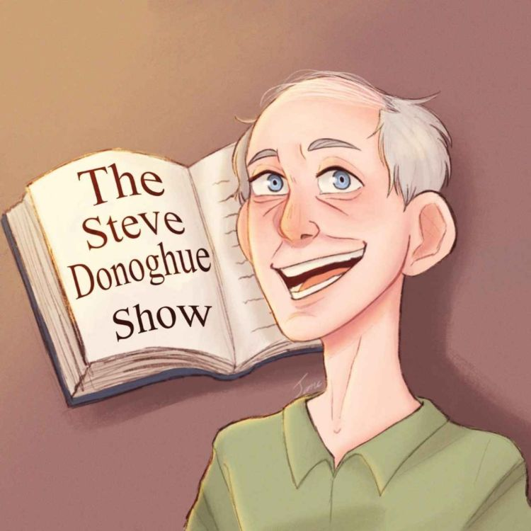 cover art for The Steve Donoghue Show - October 7th, 2020