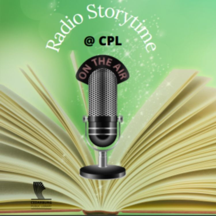 """cover art for Radio Storytime #6 - """"April Showers"""""""