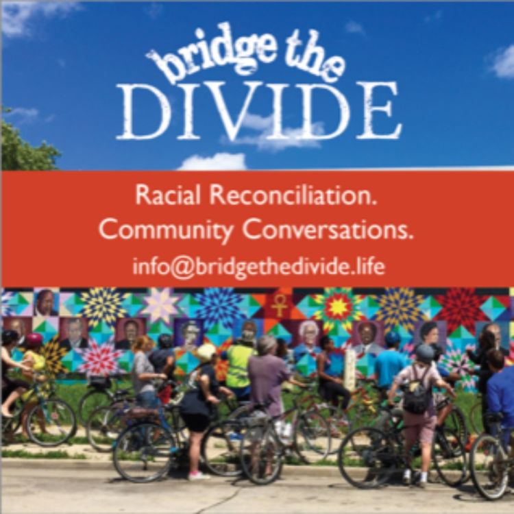 cover art for Bridge the Divide - Guest: Sarah Bloomquist