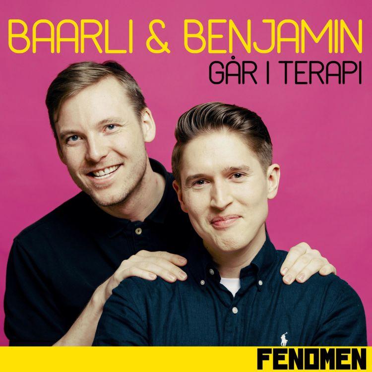 cover art for Benji sin koronatest og lytterproblem om kjærlighetsspråk