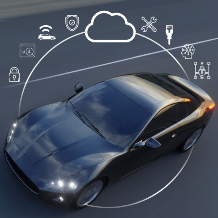 cover art for The Changing Role of Vehicle Networks